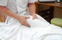 膝痛のイメージ
